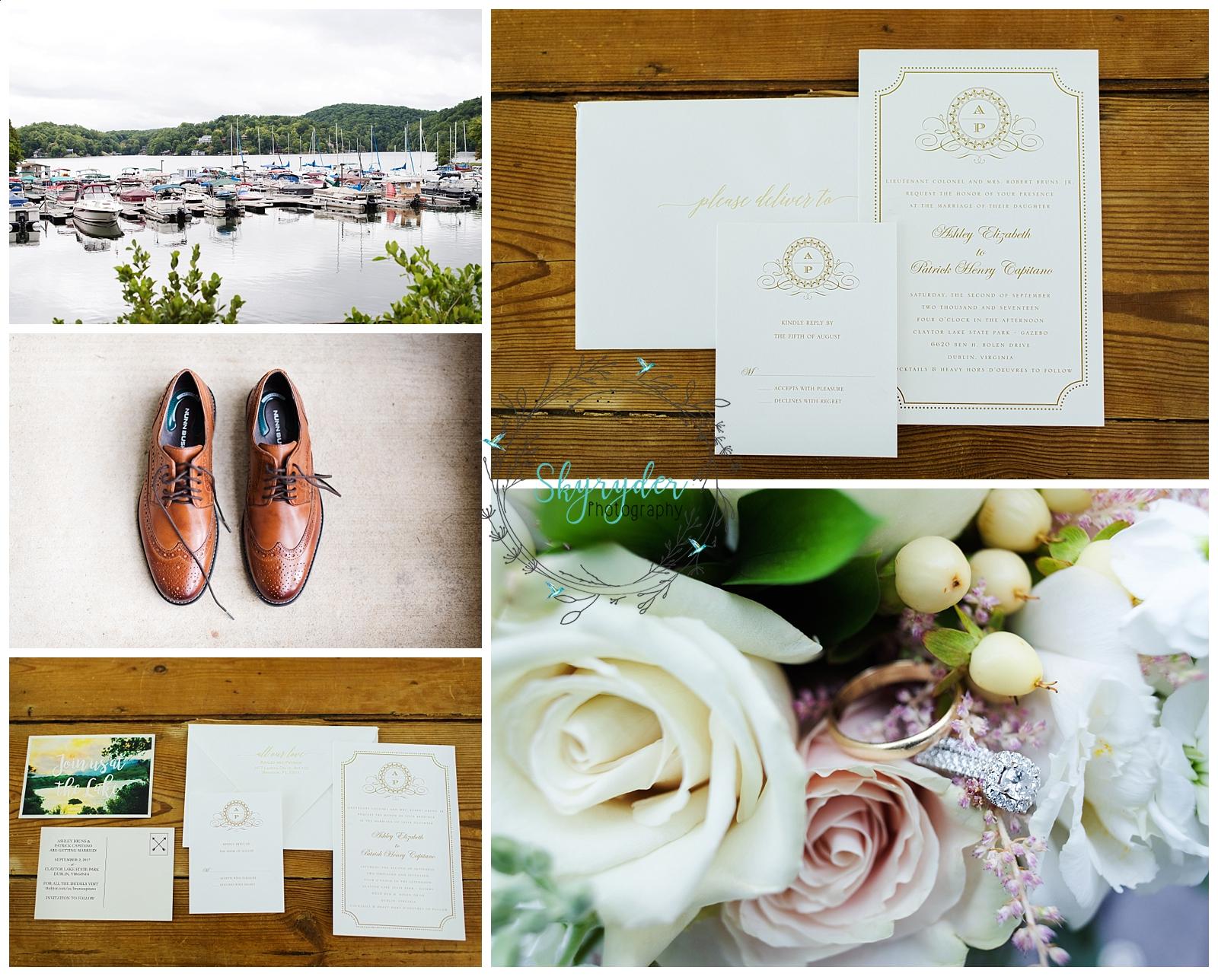jennifer + todd   Roanoke engagement and wedding photographer