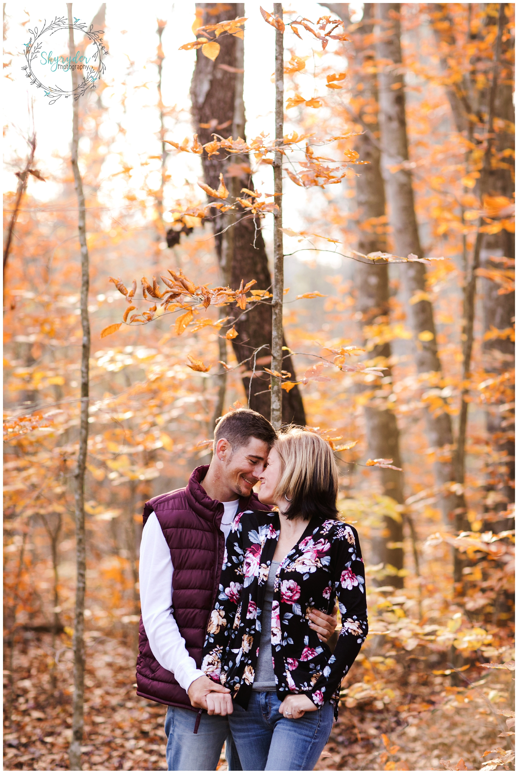 jessica + stephen | blue-ridge-parkway-virginia-engagement-wedding-photographer