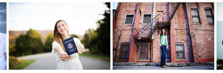 blacksburg roanoke salem high school senior photography photographer skyryder