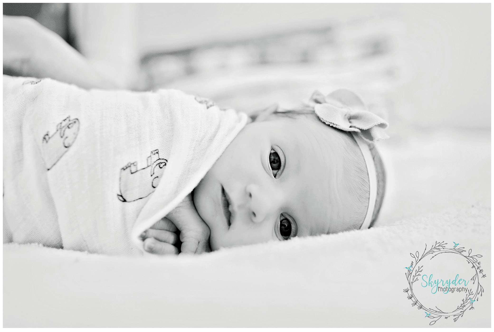 Baby Kendra | Blacksburg Newborn Photographer