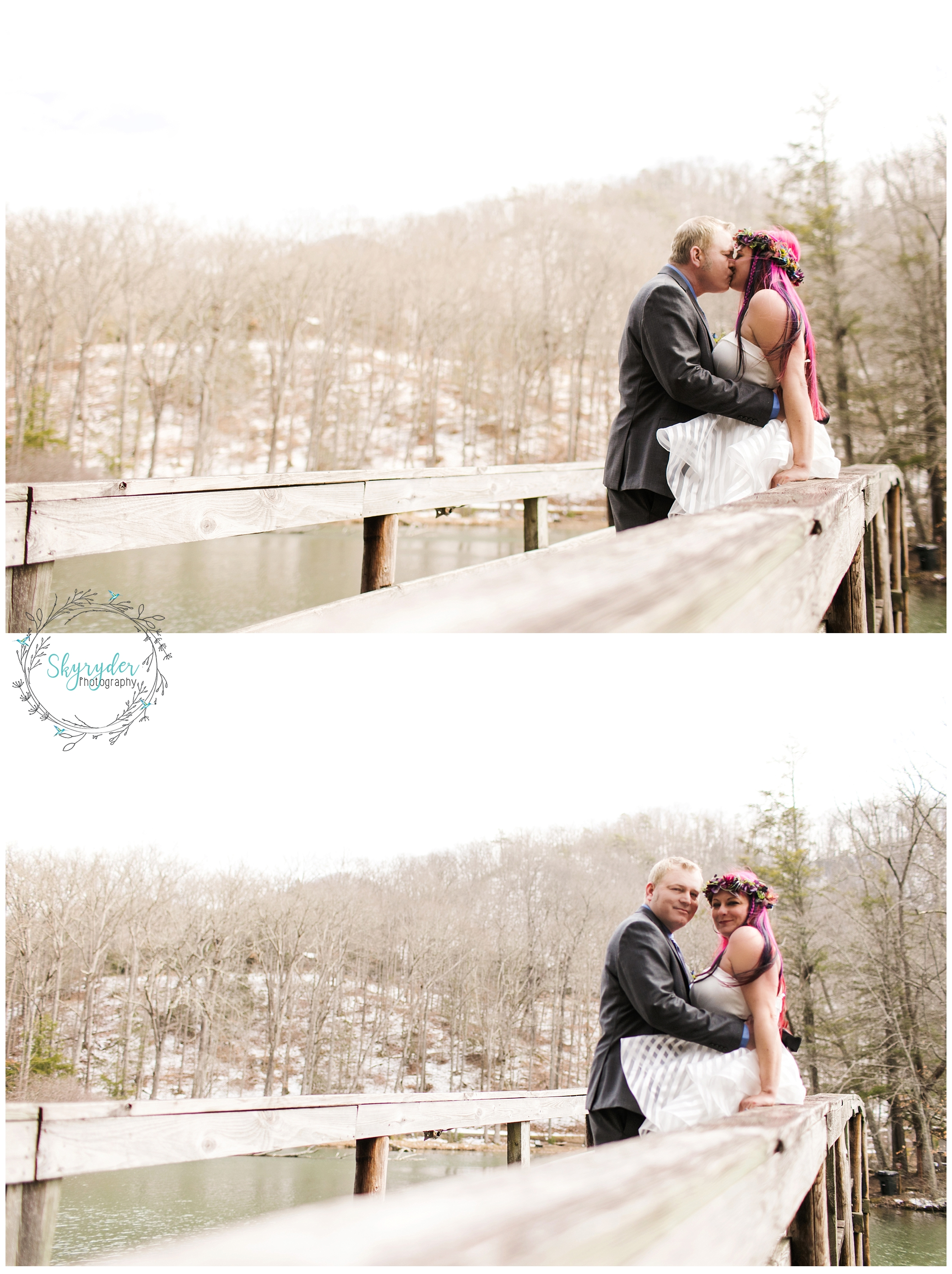 Jasmin + Todd | Virginia Elopement + Wedding Photography