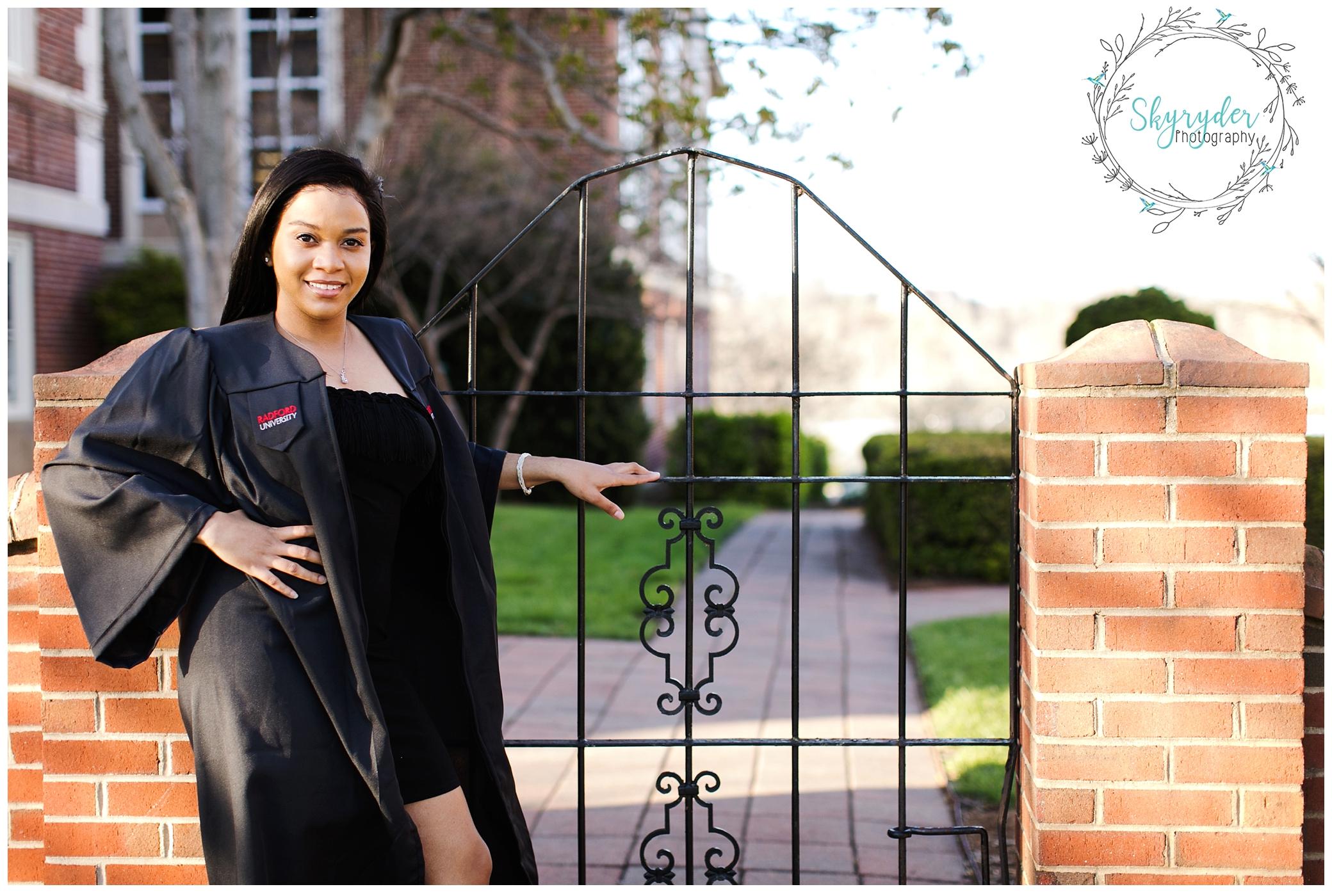 high school senior radford college university blacksburg photographer photography roanoke skyryder virginia
