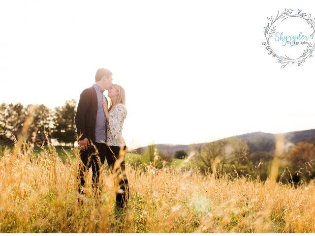 engagement wedding blacksburg photographer photography roanoke skyryder virginia