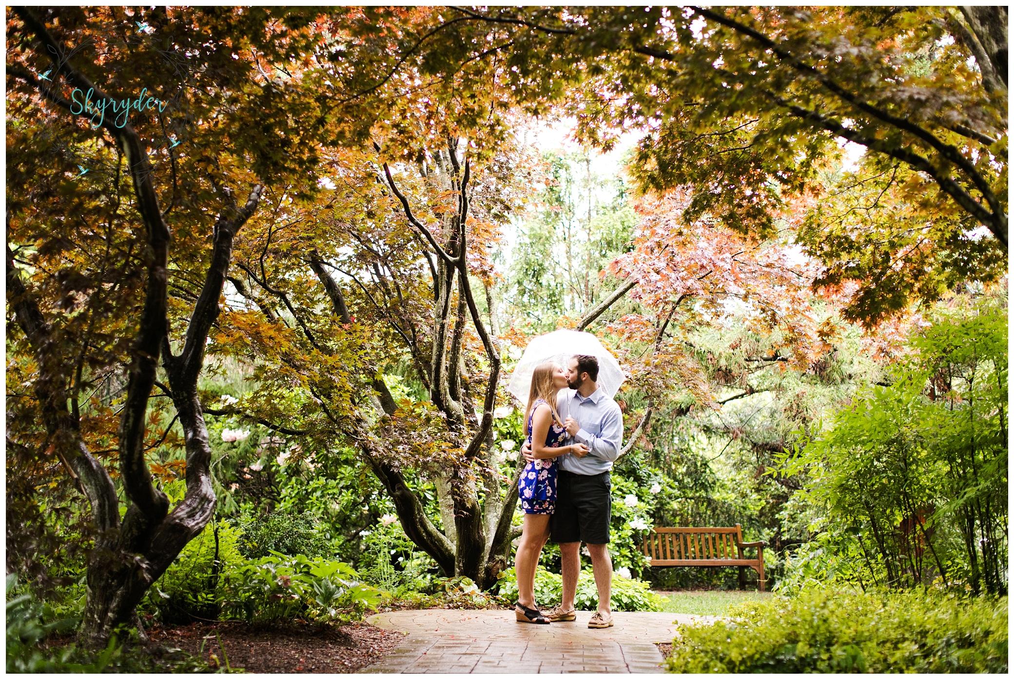 Maria + Zac | Blacksburg Engagement Photographer