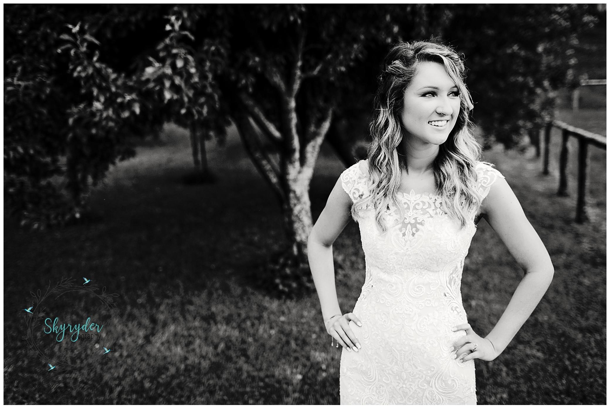 Lauren + Dalton | Blacksburg Wedding Photography