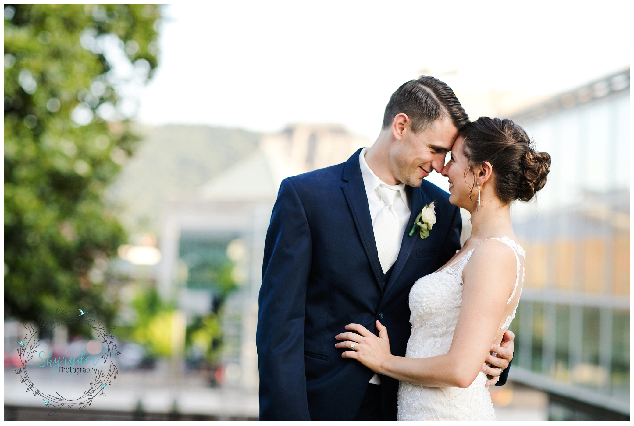 Jennifer + Todd | Roanoke Wedding Photographer | Hotel Roanoke Wedding