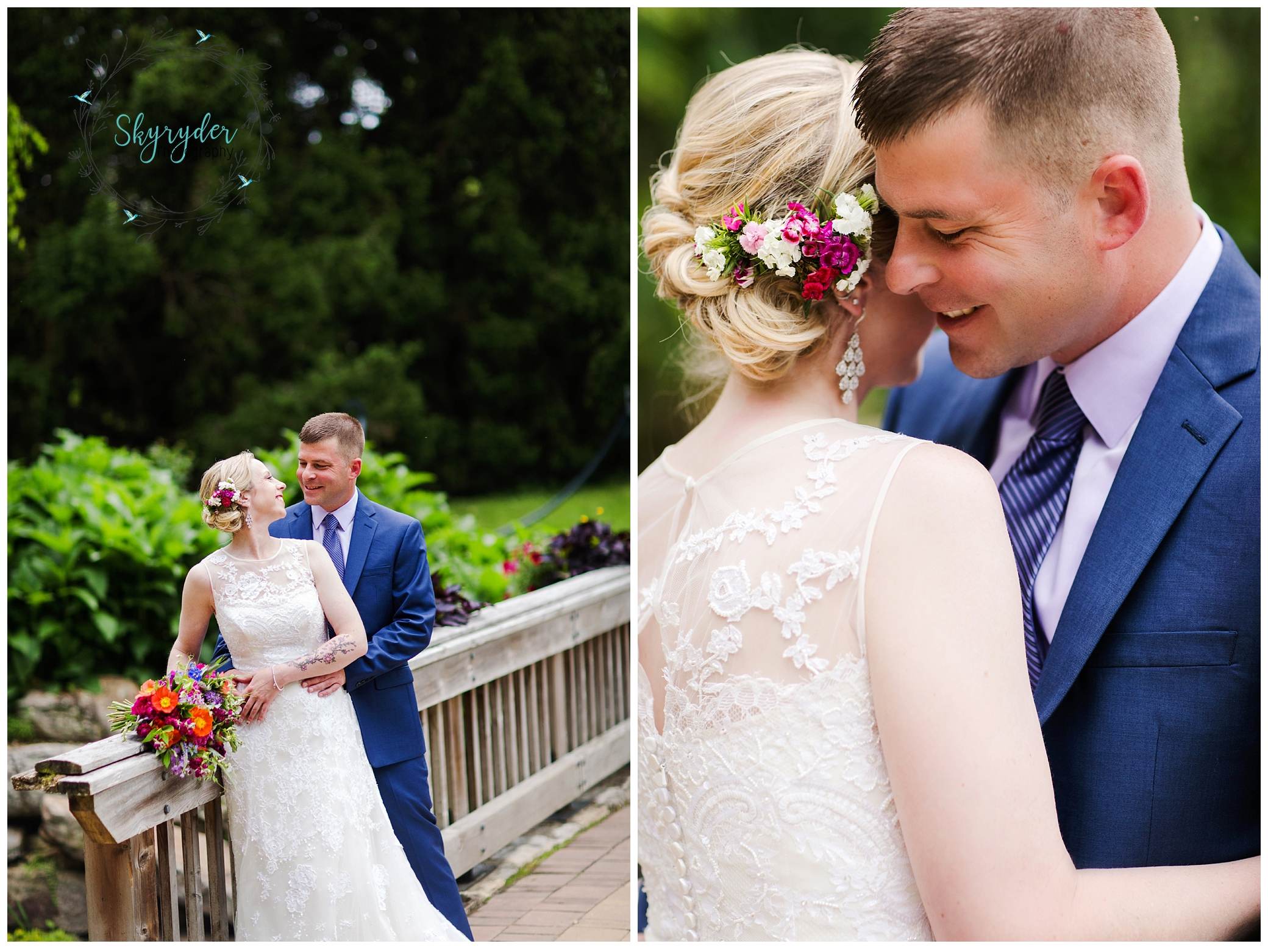 Tawny + Joey | Blacksburg Wedding Photography | Beliveau Estate Winery