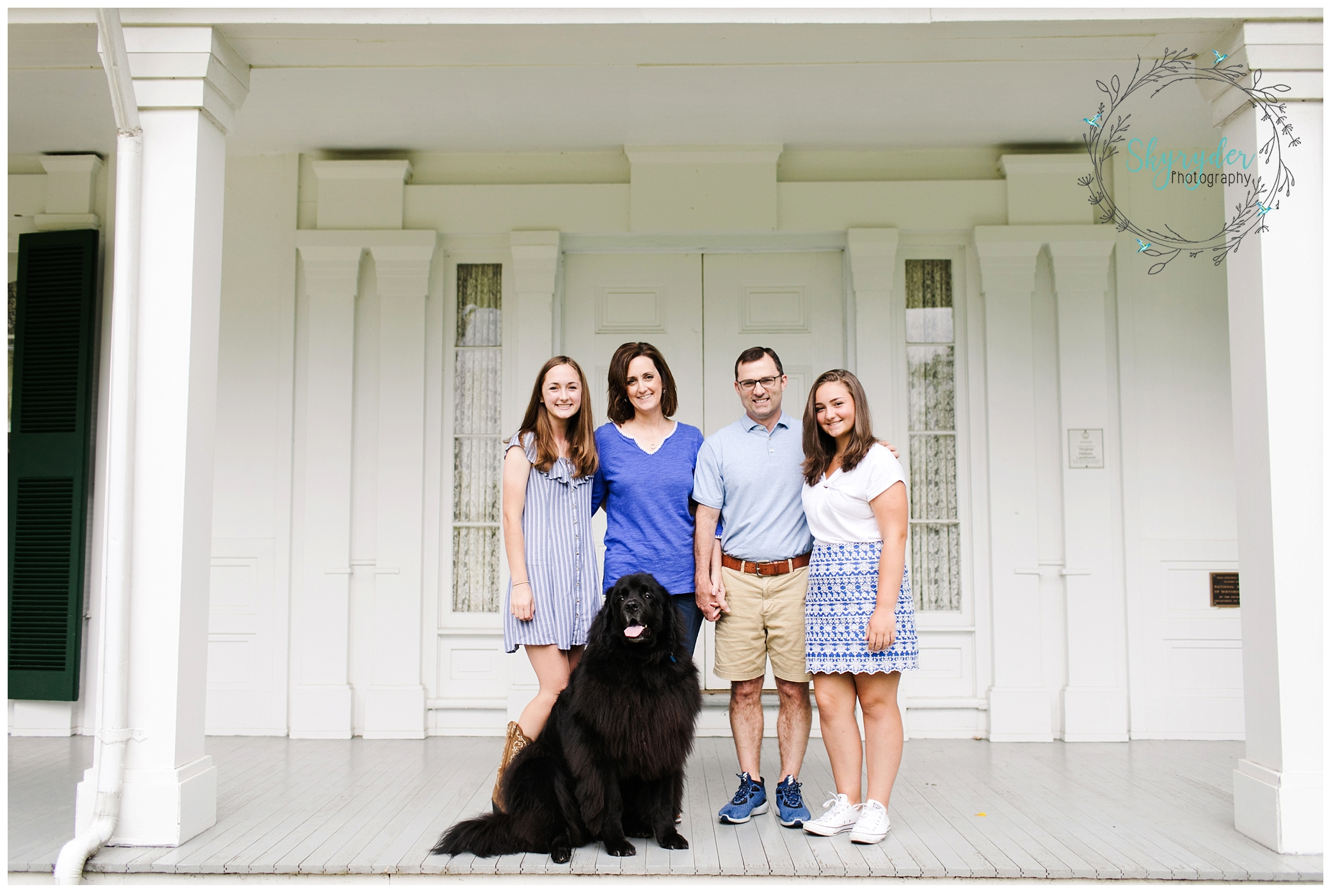 Anthony Family | Blacksburg Family Photographer
