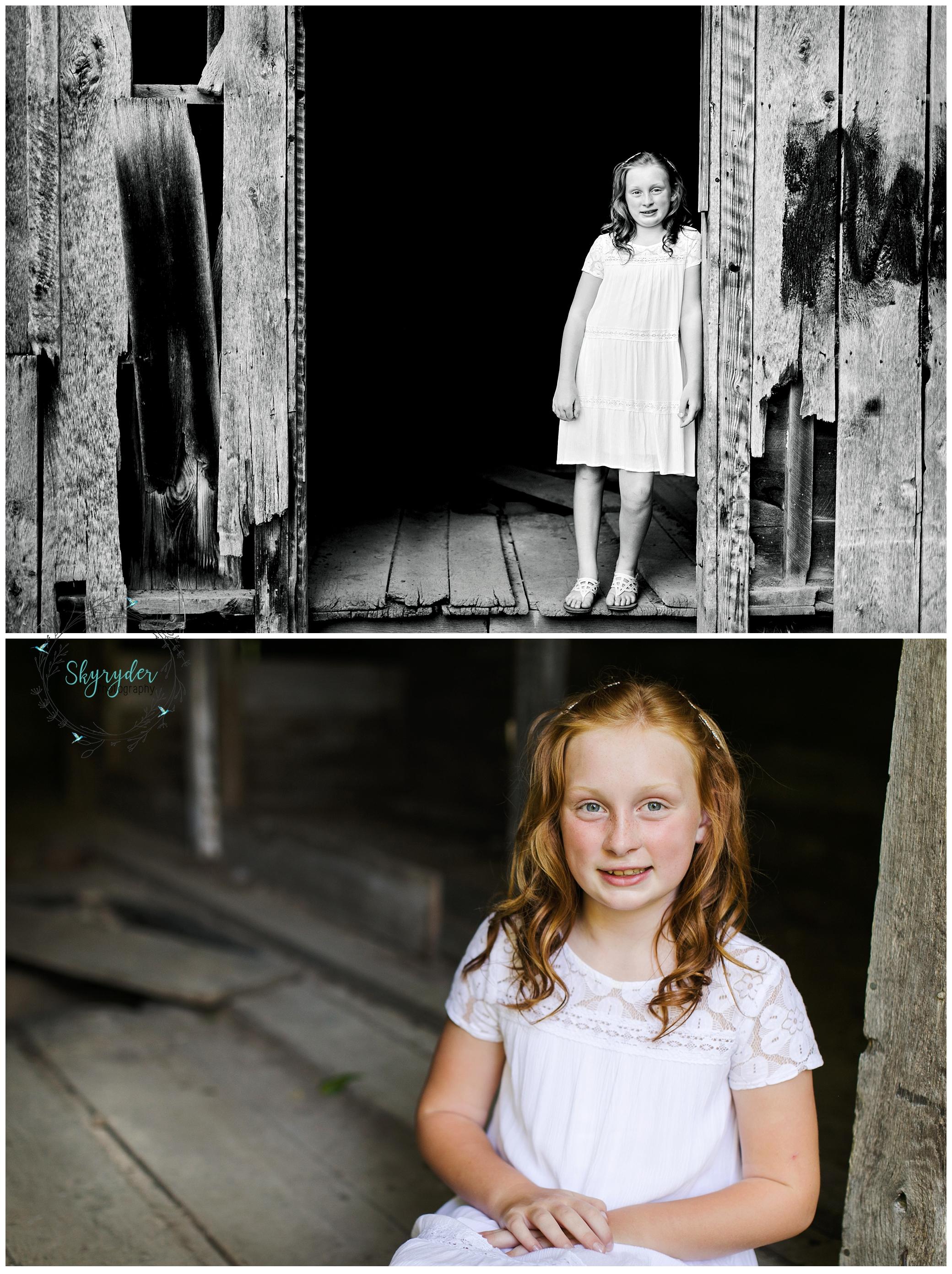 Hamblin Family | Blacksburg Family Photographer | Heritage Park