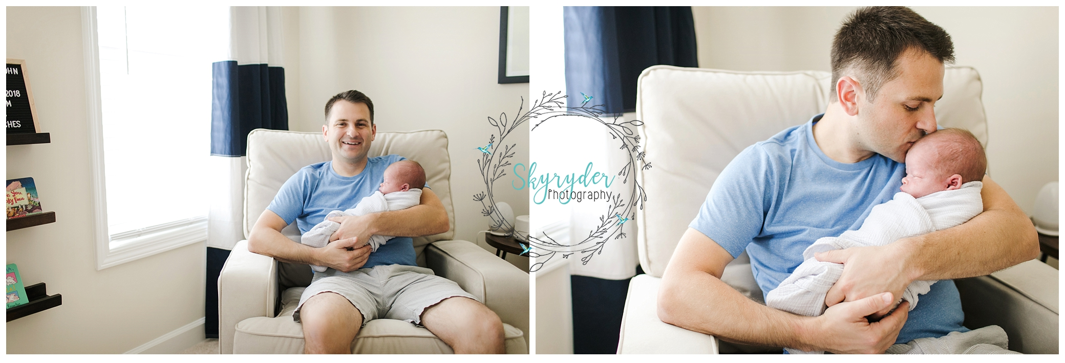 Baby Nicholas | Blacksburg Newborn Photographer