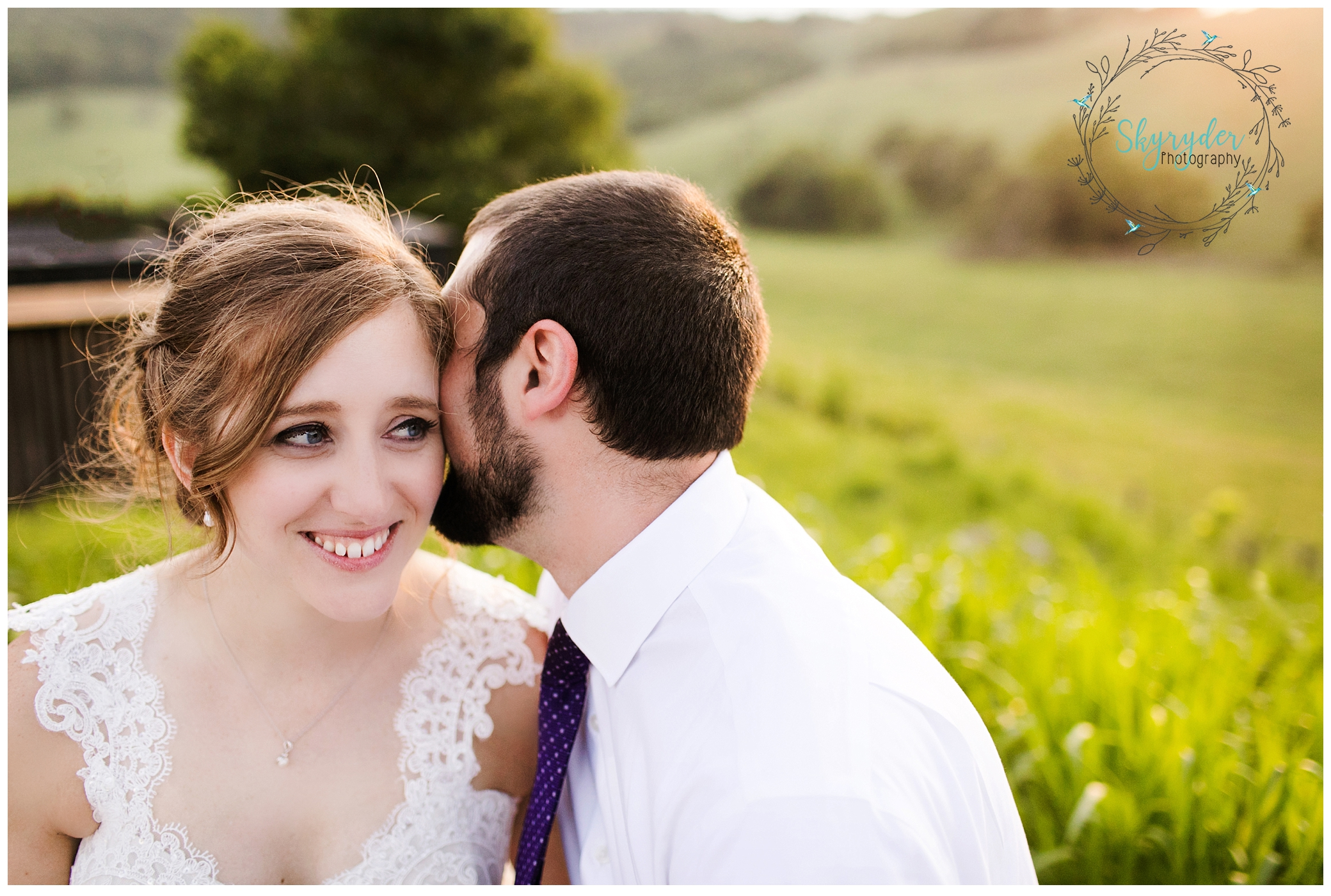 Christen + Chris | Doe Creek Farm Wedding Photographer