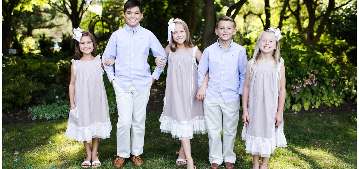 Ewing Grandkids | Blacksburg Family Photography