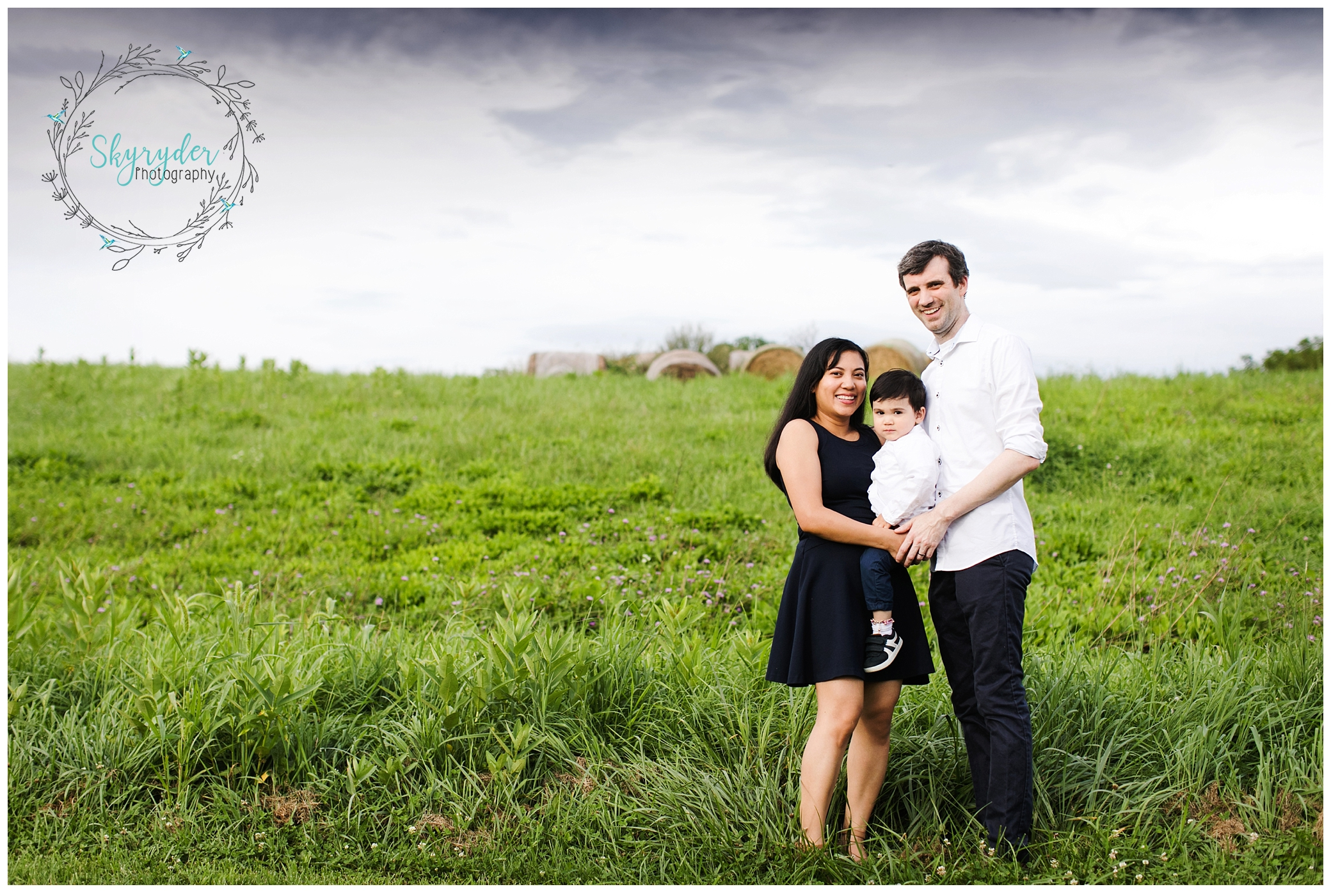 The England Family | Blacksburg Family Photographer