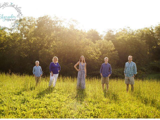 Mabry Family   Blacksburg Family Photographer   Heritage Park