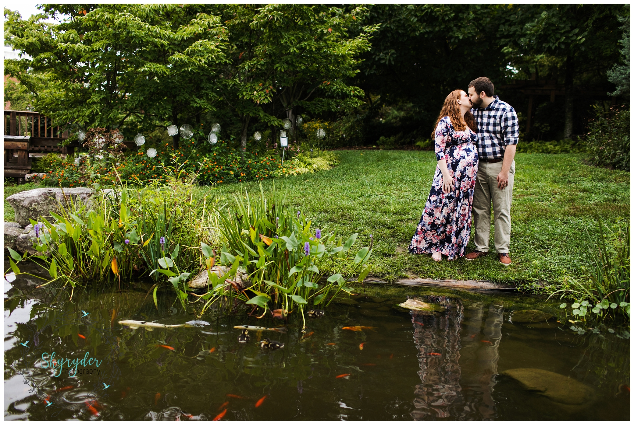 Stephanie & Bryan are Expecting! | Blacksburg Maternity Photographer